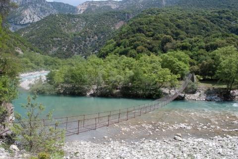 27. Ελληνικό – Ποταμός Άραχθος (γέφυρα Λυσιάς) – Χουλιαράδες