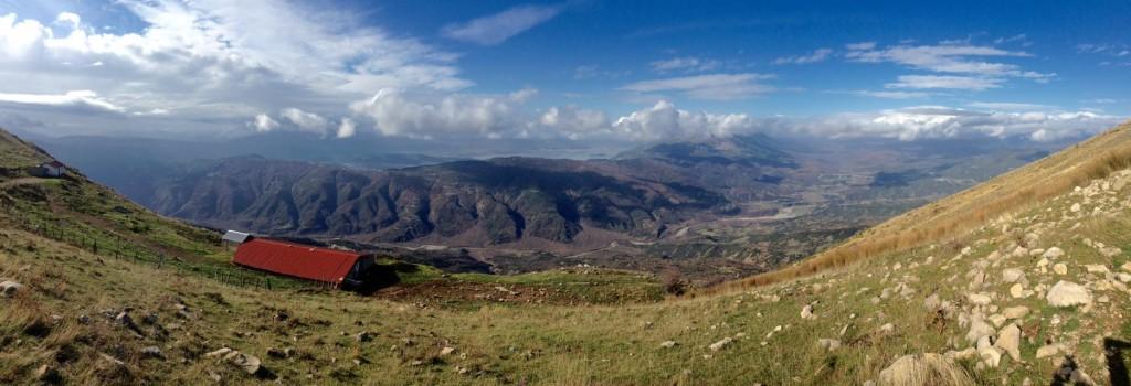 3. Μεγάλη Γότιστα – κορυφή Γκουράσα (Περιστέρι)-Πρίζα-Συρράκο