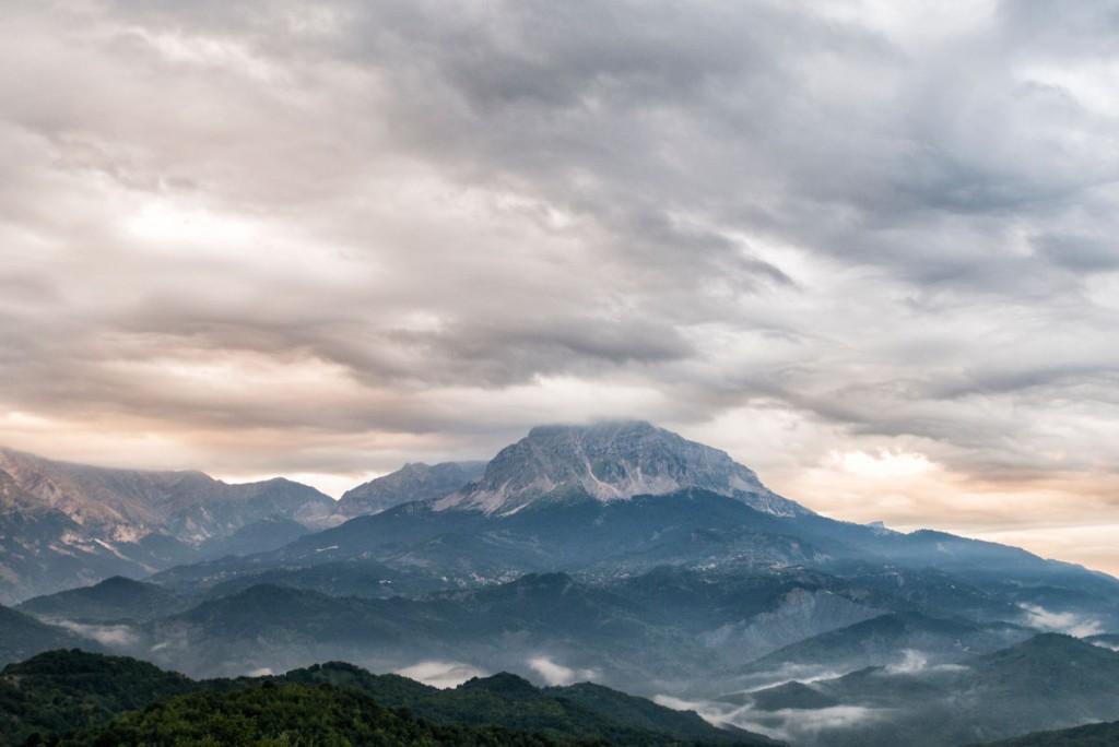 10. Πράμαντα – Κορυφή Στρογγούλα (Τζουμέρκα)-Άγναντα