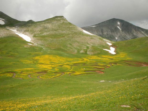 26 Χαλίκι – θέση Βερλίγκα – Κορυφή Τσουκαρέλλα (Περιστέρι)