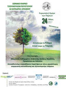 Ευρωπαϊκή Ημέρα Πάρκων Αφίσα