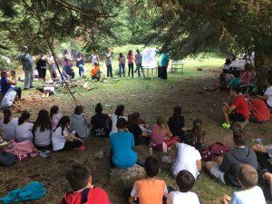 Ενημέρωση για το Εθνικό Πάρκο Τζουμέρκων στην Αθαμανία Τρικάλων